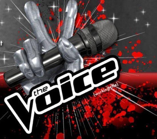 Inscrição para o The Voice Brasil