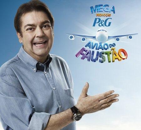 Mega Promoção Avião do Faustão
