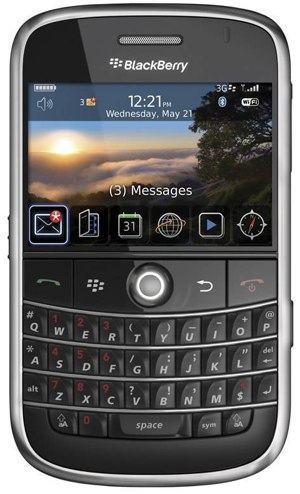 Como usar o Blackberry com planos de dados genéricos