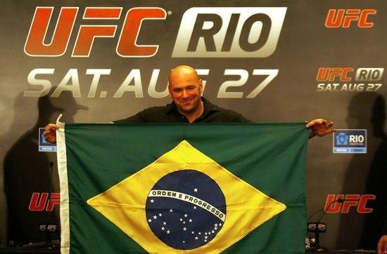 UFC Rio 2012 – MMA
