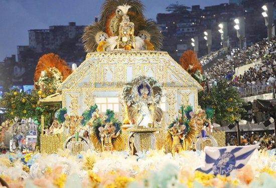 Ingressos para o Desfile das Escolas de Samba do Rio de Janeiro