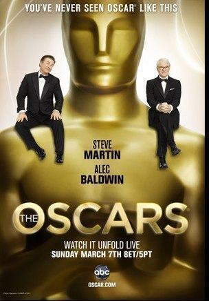Vencedores do Oscar 2012