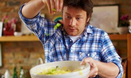 Refeições de Jamie Oliver em 30 minutos