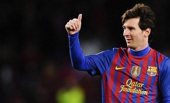 Todos os gols do Lionel Messi