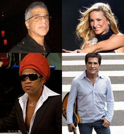 Jurados e Mentores do The Voice Brasil