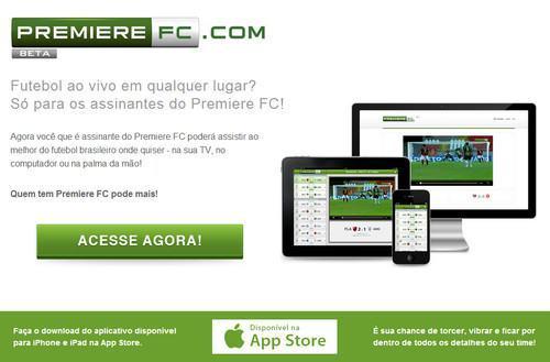 Como assistir o Campeonato Brasileiro pela internet