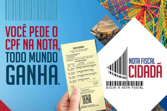 Nota Fiscal Alagoana - Cidadã