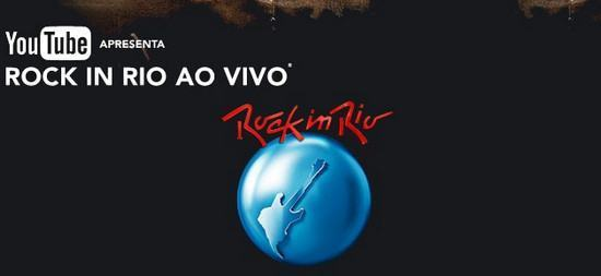 Assistir Rock in Rio ao Vivo pela internet