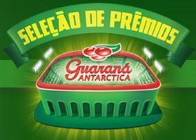Promoção Seleção de Prêmios Guaraná Antarctica