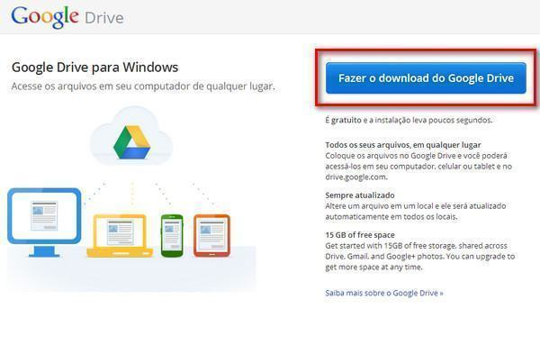 Fazer o download e instalar o Google Chrome -