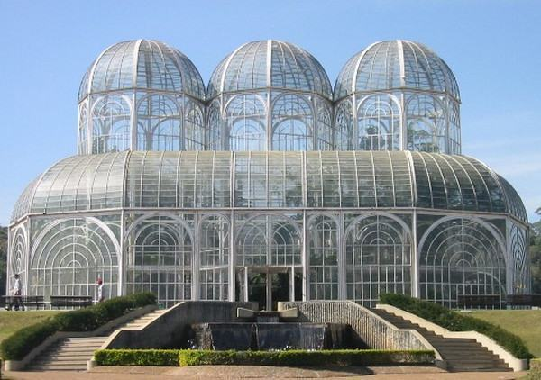 Pontos Turísticos para visitar em Curitiba - Jardim Botânico