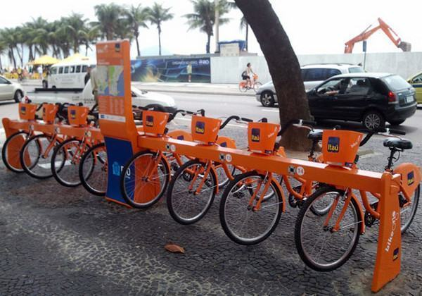 Como alugar bicicletas no Rio de Janeiro