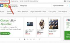Como criar uma conta no eBay