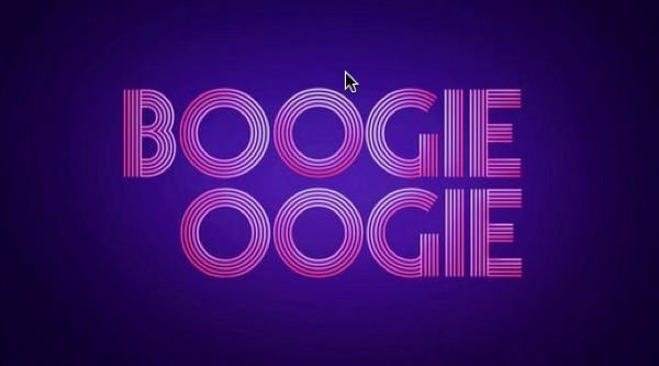 Trilha Sonora da novela Boogie Oogie