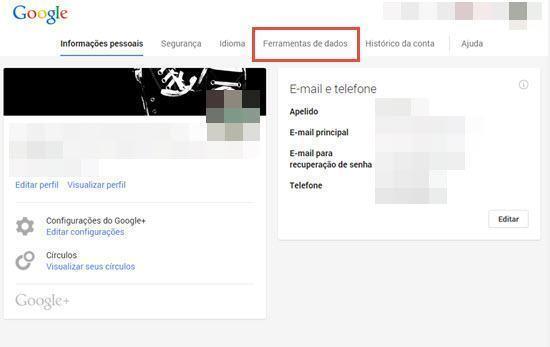 Como excluir um Gmail