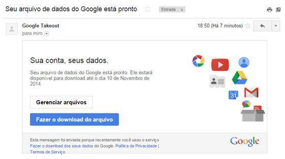 Como fazer backup do Gmail