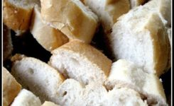 Como reaproveitar o pão velho