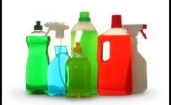 Como fazer desinfetante em casa