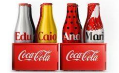 Onde trocar as mini garrafinhas da Coca-Cola