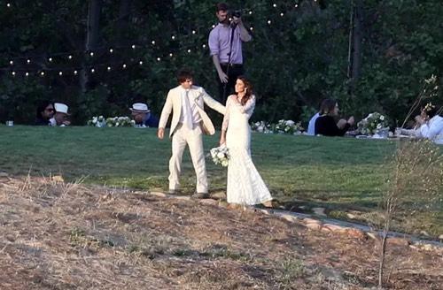 Casamento Ian Somerhalder e Nikki Reed