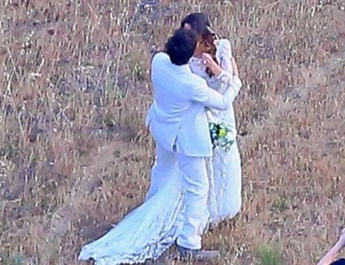 Fotos do Casamento de Ian Somerhalder e Nikki Reed