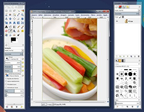 Editores de imagem grátis para Windows