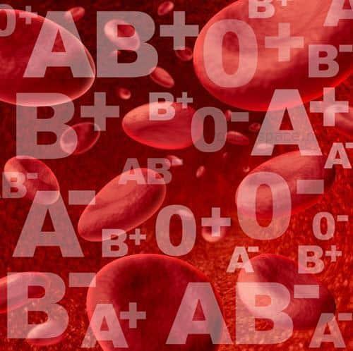 Como saber o tipo sanguíneo