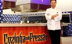 Como fazer a inscrição para o Cozinha Sob Pressão