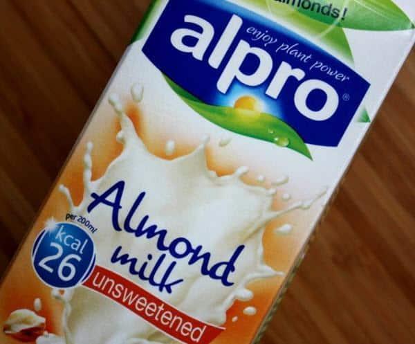 Benefícios do leite de amêndoas para a saúde