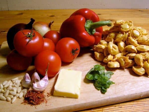 Como aprender a cozinhar - Ingredientes