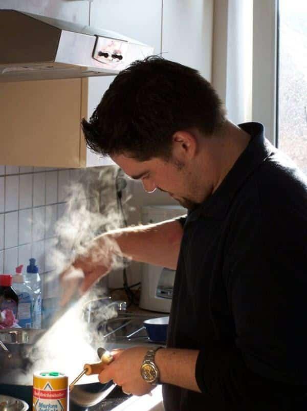 Como aprender a cozinhar o básico