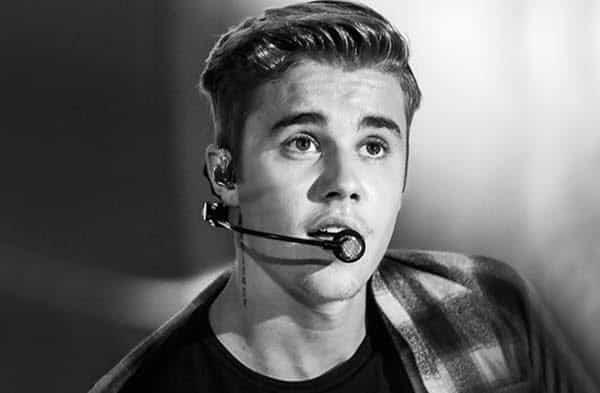 Justin Bieber no Brasil