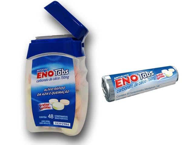 Como usar Eno Tabs
