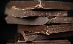 Chocolate amargo faz bem a saúde