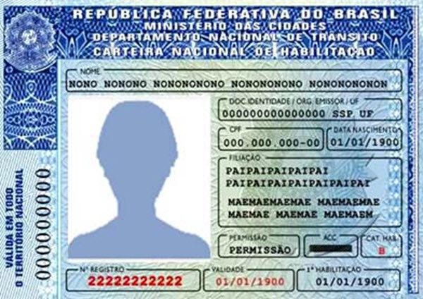 Documentos necessários para tirar carteira de motorista