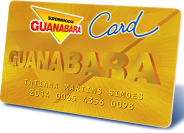 Guanabara Card - Cartão de crédito do Guanabara