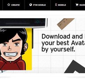 Como criar um avatar estilo anime e mangá