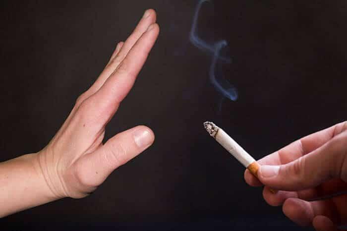 Dicas para parar de fumar.