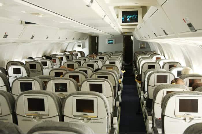 O que fazer para passar o tempo no avião