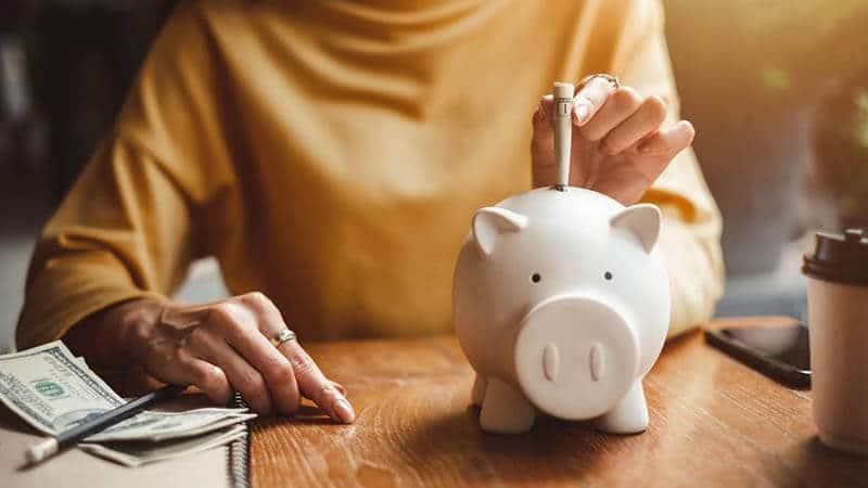 Abrindo conta digital ou conta poupança